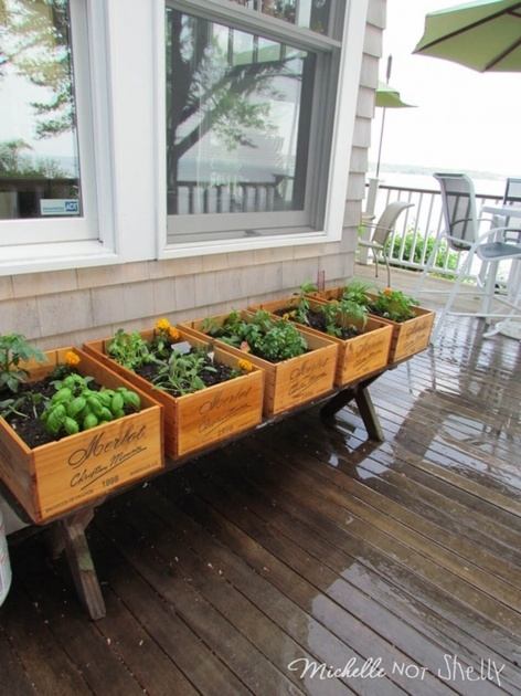 Amazing Herb Planter Ideas Image
