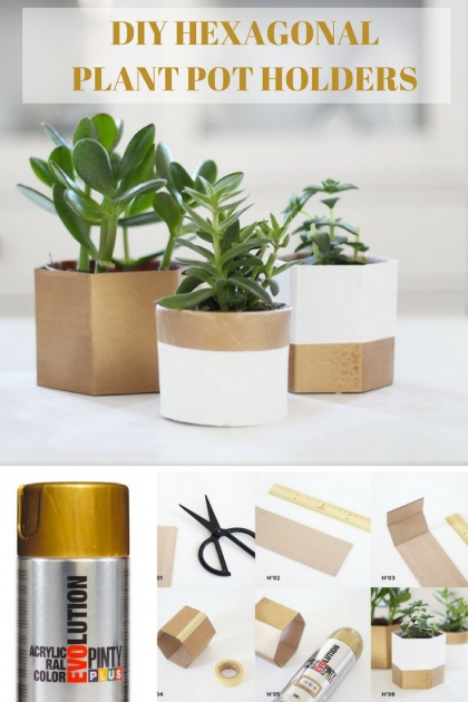 Amazing How To Make Plant Pots Picture