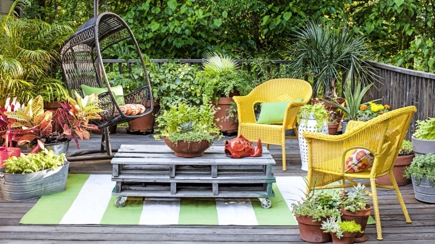 Awesome Patio Planter Ideas Photo