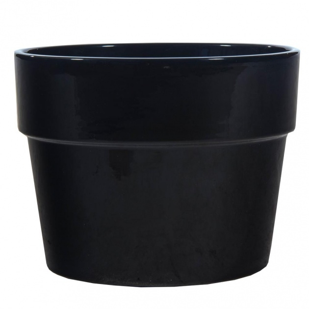 Best Black Plant Pots Image