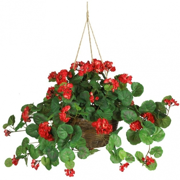 Best Cool Artificial Hanging Plants For Outside Picture