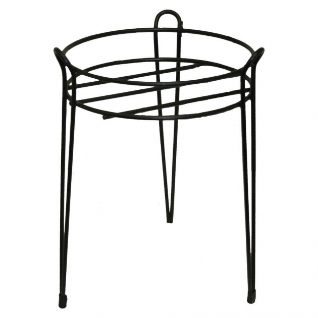 Best Cool Metal Plant Stand Image