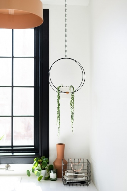 Best Cool Modern Hanging Planter Image