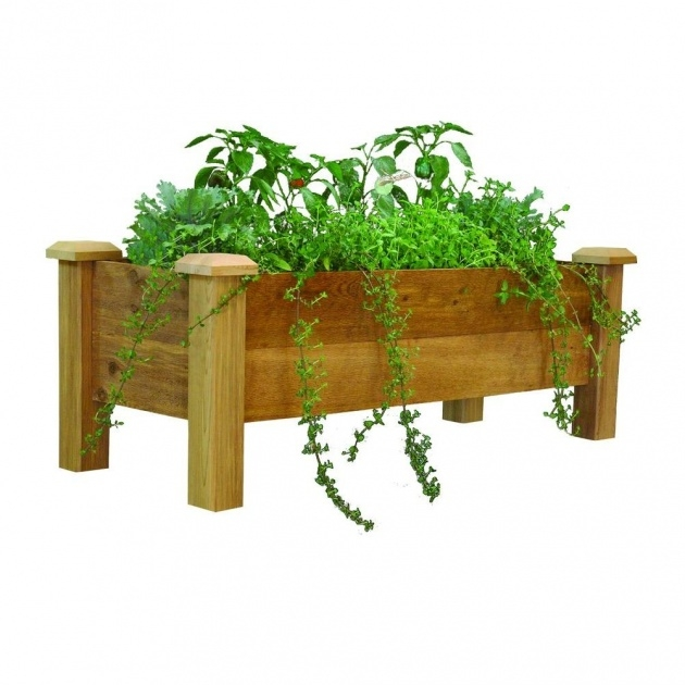 Best Cool Outdoor Planter Boxes Picture