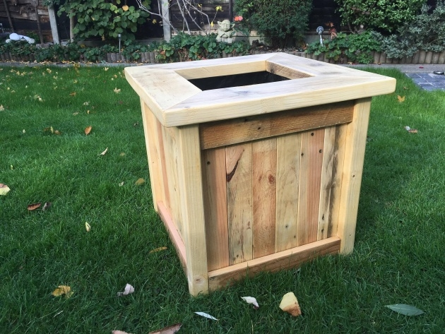 Best Cool Rustic Planter Box Image