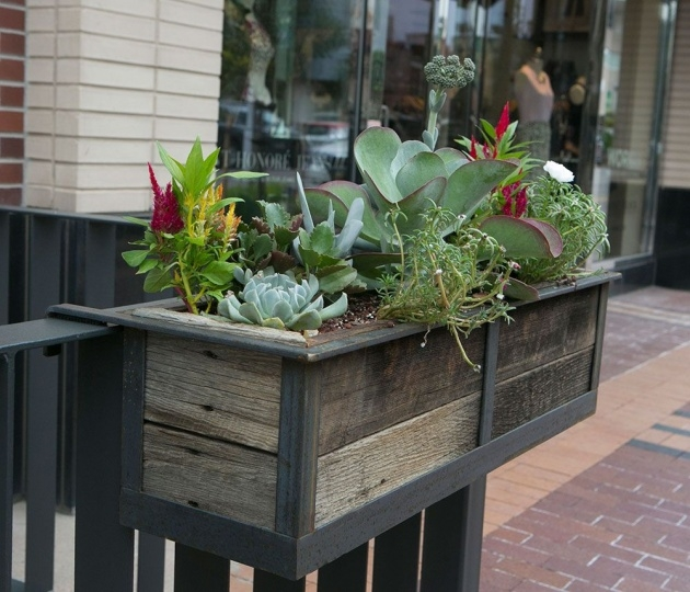 Best Deck Railing Planter Boxes Image