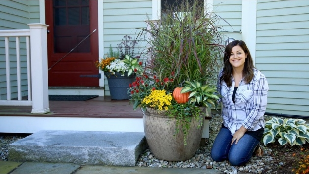 Best Fall Planter Ideas Picture