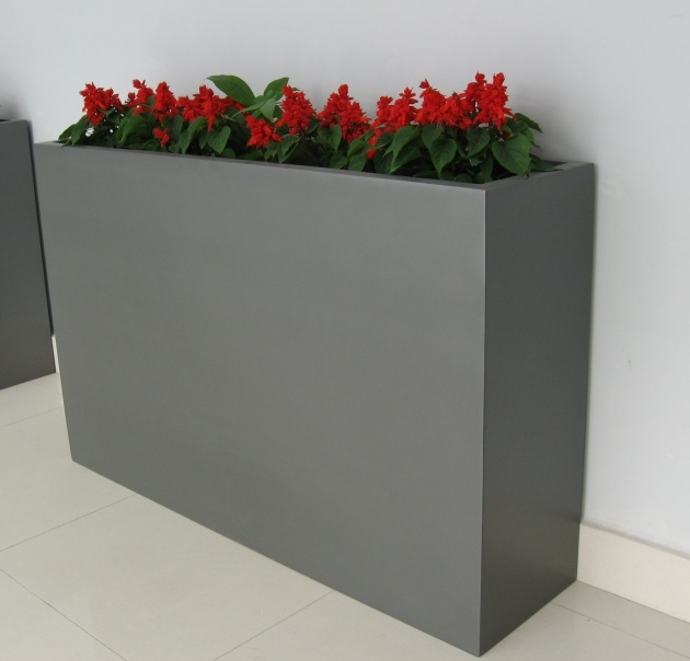 Best Fiberglass Planter Box Photo
