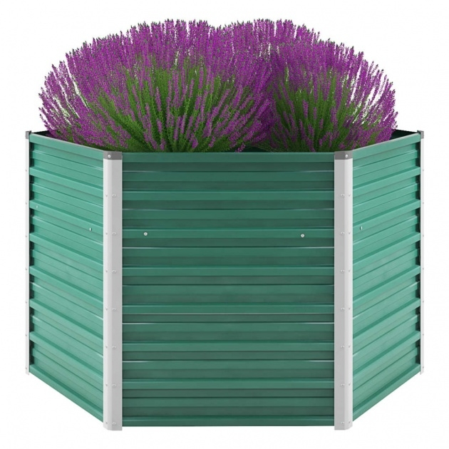 Best Galvanized Steel Planter Picture