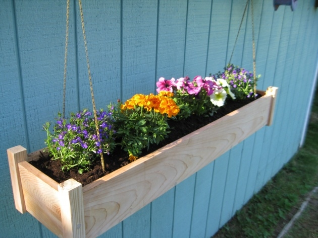 Best Hanging Planter Box Photo