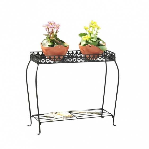 Best Iron Plant Stand Photo