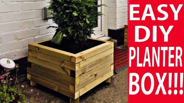 Best Making A Wooden Planter Box Image