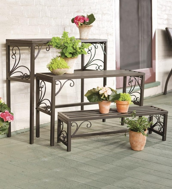 Best Metal Plant Stand Picture