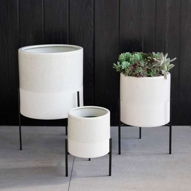 Best Mid Century Planter Picture
