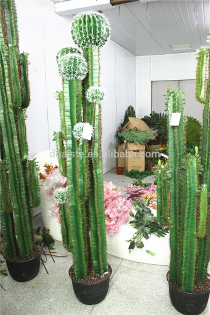 Best Outdoor Artificial Cactus Plants Photo