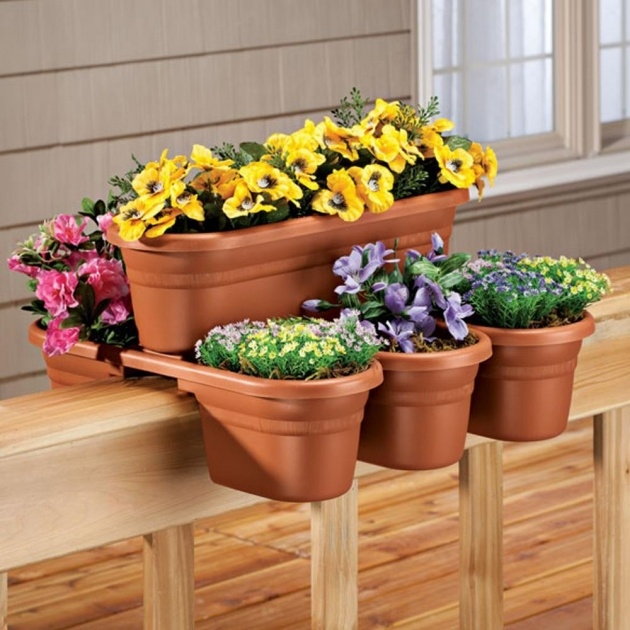 Best Railing Planters Photo