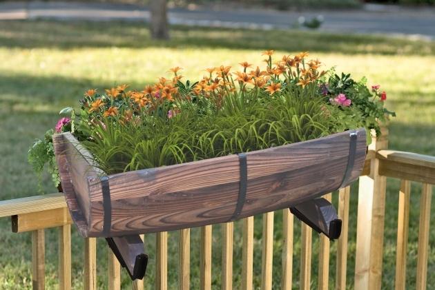 Best Railing Planters Picture