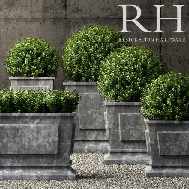 Best Restoration Hardware Planters Picture