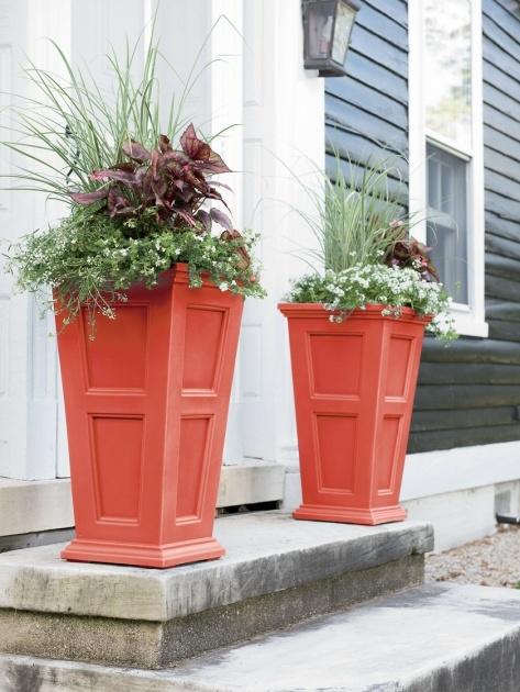 Best Self Watering Patio Planters Picture