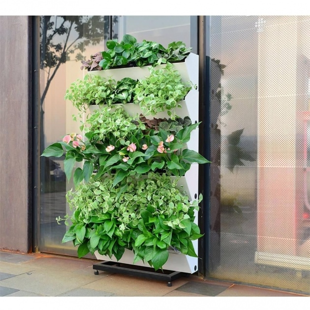 Best Self Watering Vertical Planter Image