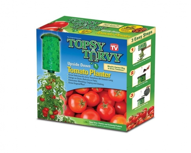 Best Topsy Turvy Tomato Planter Photo