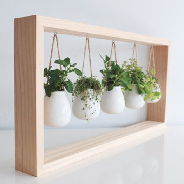 Best Wall Mounted Planters Indoor Picture