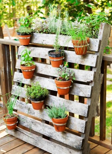 Cool Creative Planter Box Ideas Photo