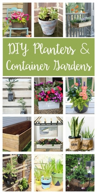 Cool Diy Planter Ideas Picture