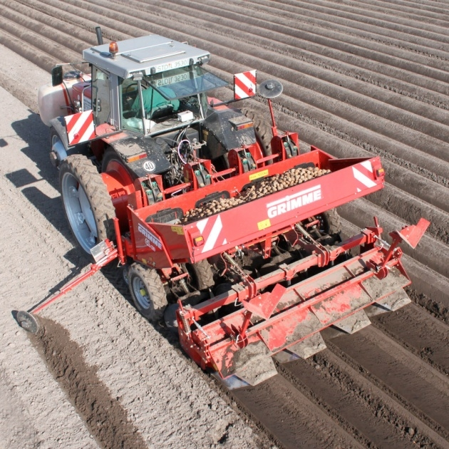 Cool Grimme Potato Planter Image