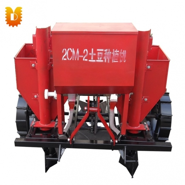 Cool Potato Planter Machine Photo