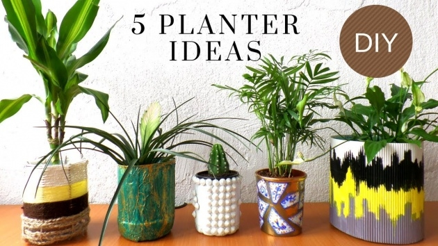 Cool Recycled Planter Ideas Image