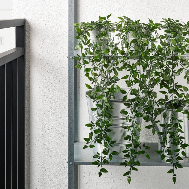 Creative Artificial Hanging Plants For Outside Photo
