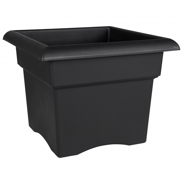 Creative Black Planter Box Picture