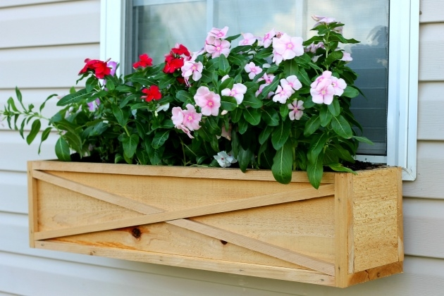 Creative Build Window Planter Box Photo