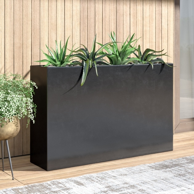 Creative Fiberglass Planter Box Photo