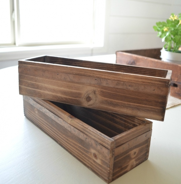 Creative Hanging Planter Box Picture