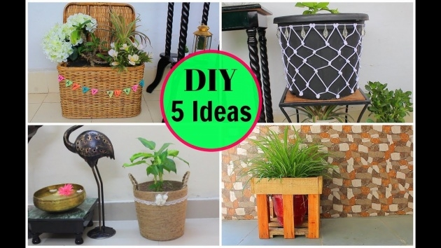 Creative Indoor Plant Pots Photo