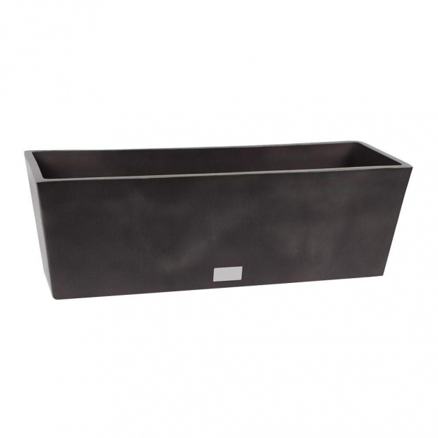 Creative Metal Rectangular Planter Photo