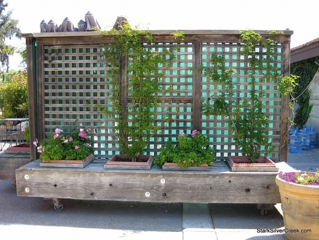 Creative Movable Planter Boxes Picture