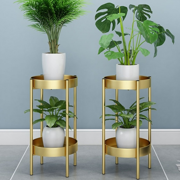 Creative Tall Plant Stand Photo