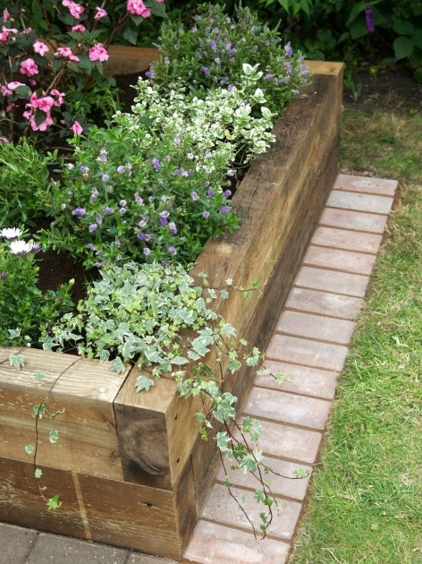 Creative Vegetable Garden Planter Box Image