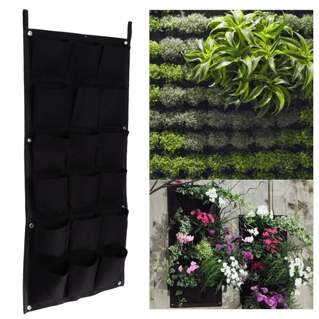 Creative Wall Pocket Planter Picture