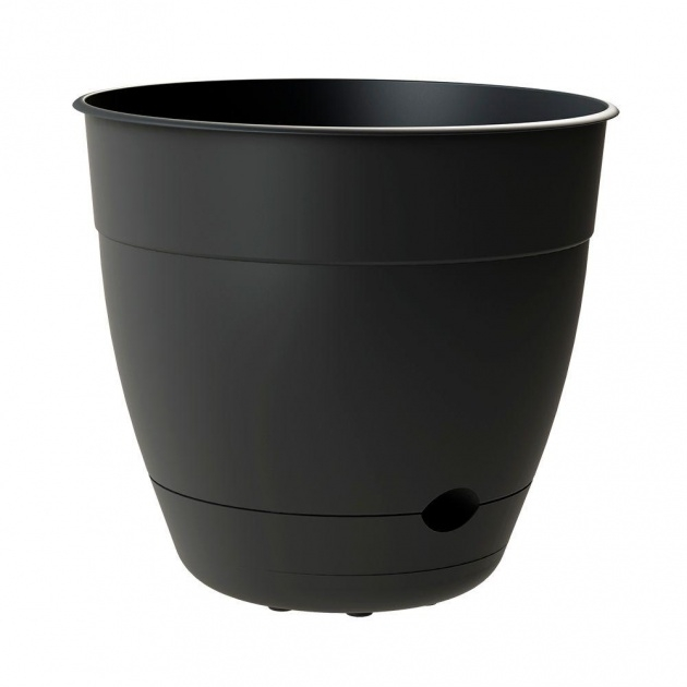 Easy Black Plant Pots Picture