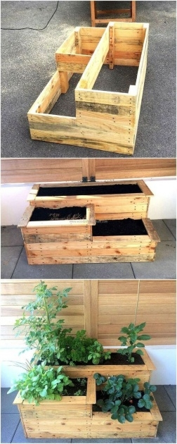 Easy Creative Planter Box Ideas Picture
