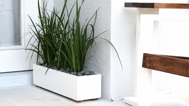 Easy Diy Modern Planter Photo