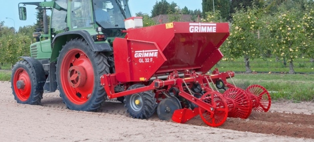 Easy Grimme Potato Planter Photo