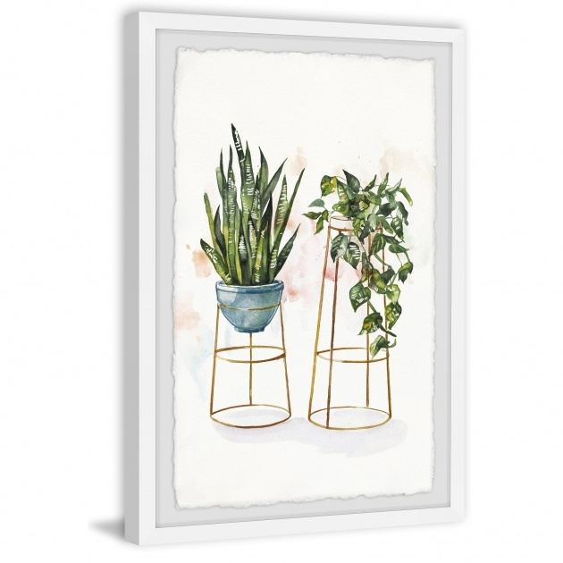 Easy Hanging Plant Stand Photo