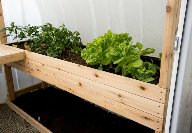 Easy Raised Bed Planter Picture
