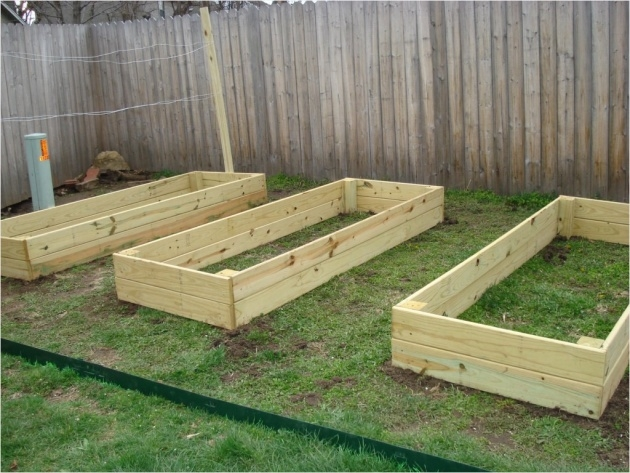 Easy Raised Garden Plans Image