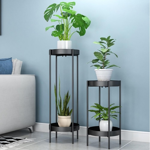 Easy Tall Plant Stand Picture